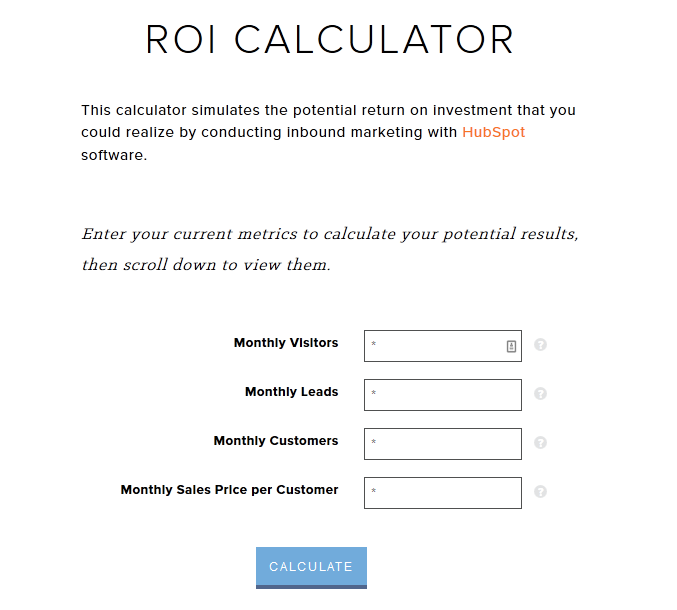 hubspot-roi-calculator